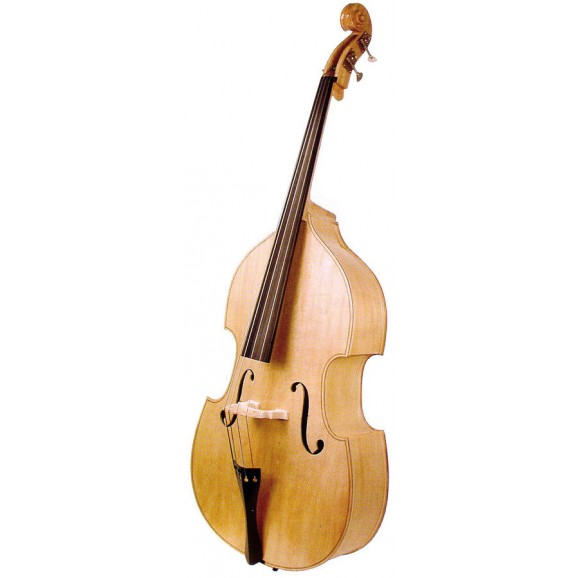Stentor Rock A Billy Double Bass Outfit 3/4 Size Natural Finish