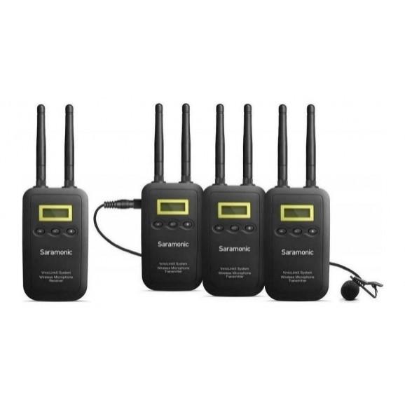Saramonic VMIC LINK5 Wireless Lavalier Microphone