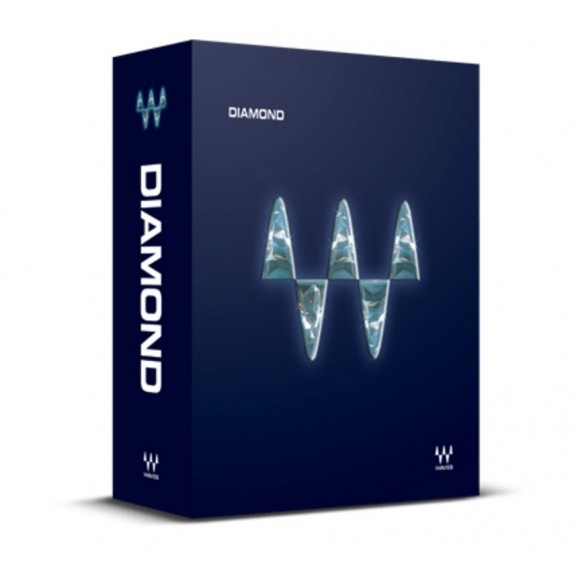 Waves Diamond Bundle - Native - Serial Number Download only