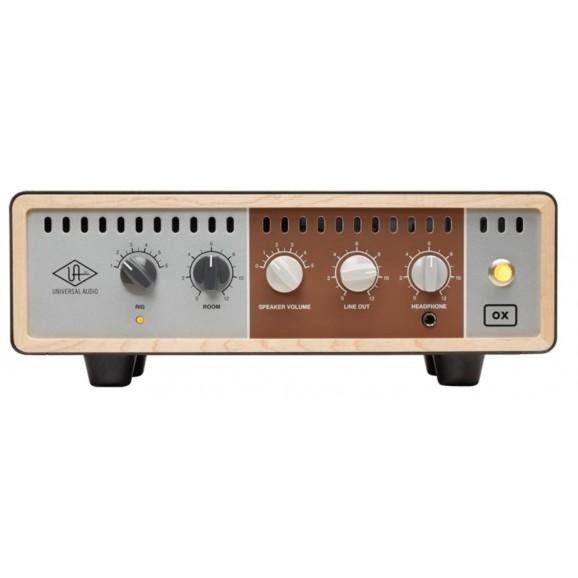 Universal Audio OX Amp Top Box (Load Balancing Speaker Emulator)