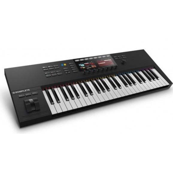 Native Instruments Komplete Kontrol MK2 S49 USB Midi Control Keyboard with 49 Keys