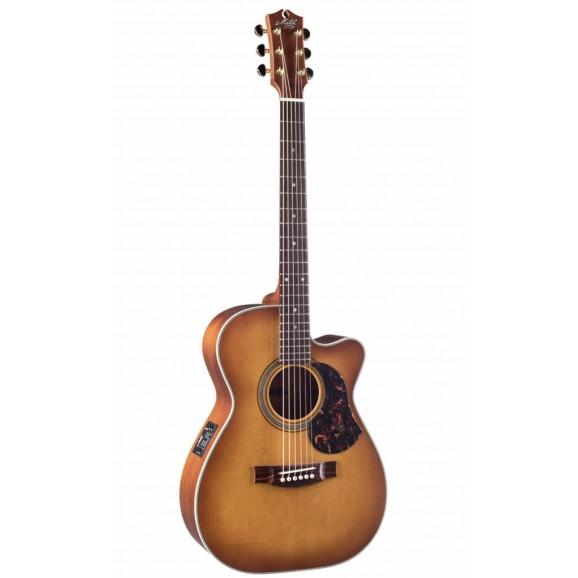 Maton EBG808C Nashville Acoustic Electric Guitar with Cutaway