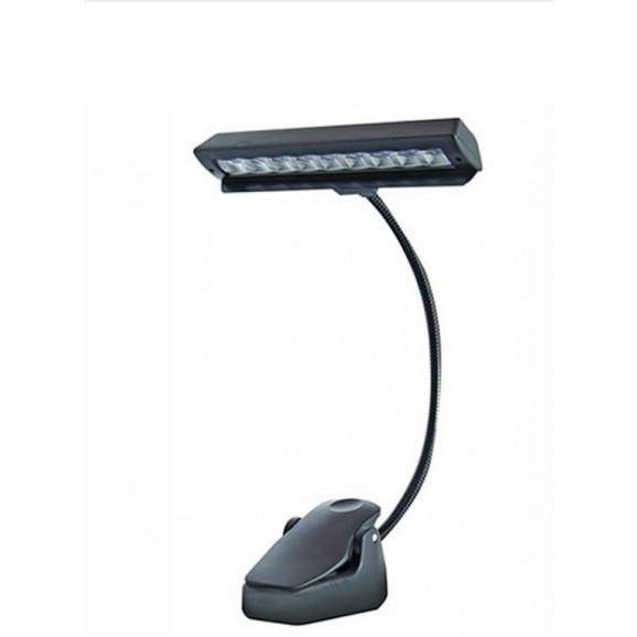 AMS MSL9 Music Stand Light 9 LED Mounted Gooseneck