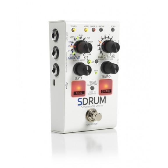 DigiTech SDRUM - Drum Machine Pedal for Guitarists