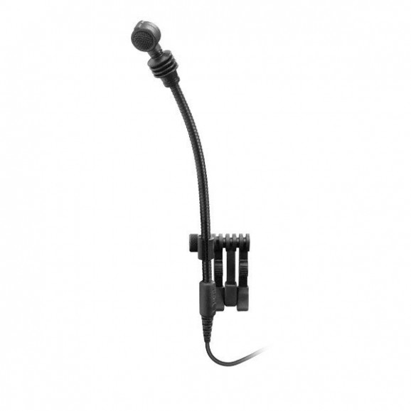 E 608 Dynamic Super Cardioid Microhone with Mini Gooseneck