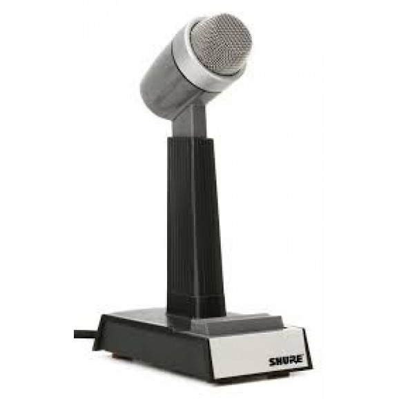 Shure SHR522 Dynamic Desktop Voice Communication Microphone