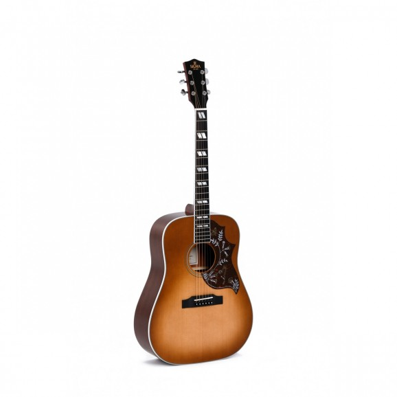 Sigma DM-SG5 SG-Series Acoustic Electric Guitar