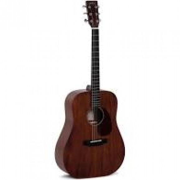 Sigma DM-15 Dreadnought Sized Acoustic Guitar