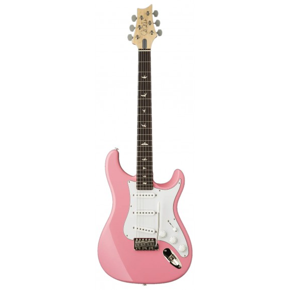 Paul Reed Smith PRS John Mayer Silver Sky Signature PRS Guitar in Roxy Pink (Rosewood) Pre Order