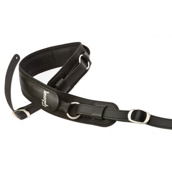Gibson - The Slingshot Guitar Strap in Black