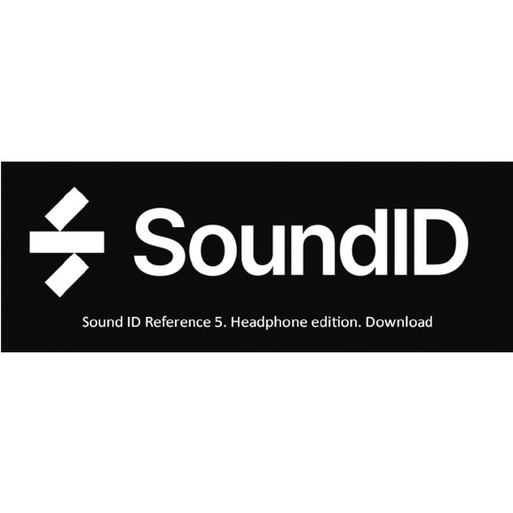 Sound ID Reference 5. Headphone edition. - Download