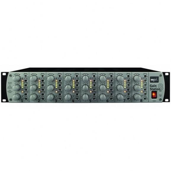 SPL Gainstation 8 MK2 8 Channel Class A Tube Preamplifier