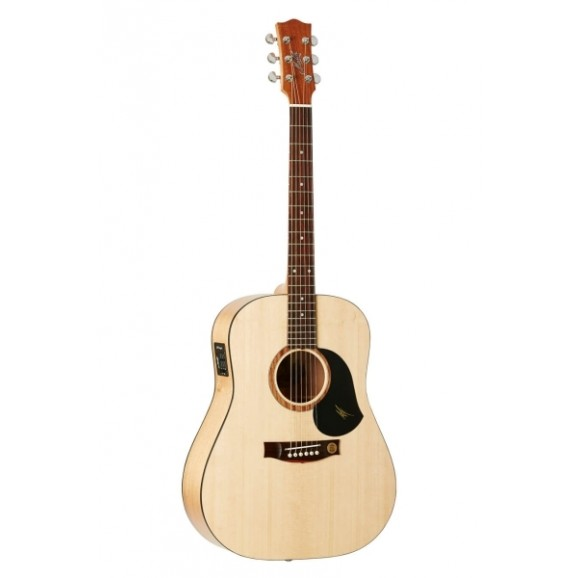 Maton SRS60 Acoustic Electric Guitar in Left Hand
