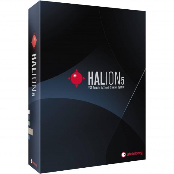 Steinberg Halion 5 Virtual Workstation Instrument VST