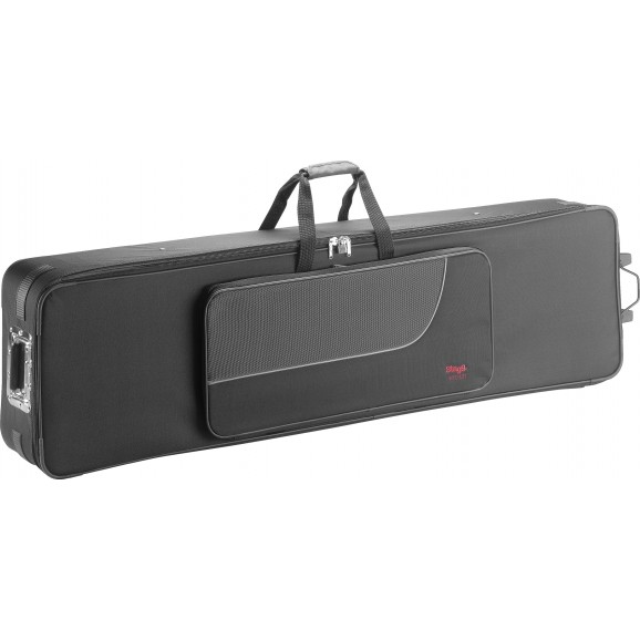 Stagg KTC-137 Soft Case for Keyboard with Wheels and Handle