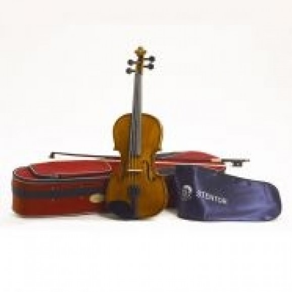 Stentor Student II 1/2 Size Violin Outfit Satin