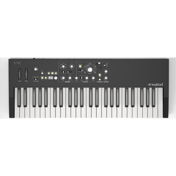 Waldorf - STVC String Synthesizer Keyboard w/ Vocoder
