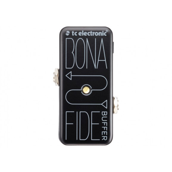 TC Electronic Bonafide Buffer All Analog High Quality Buffer
