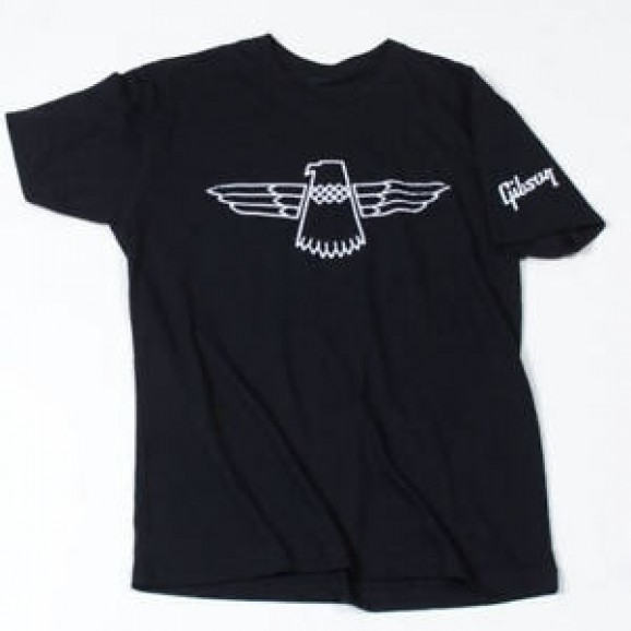 Gibson - Gibson Thunderbird T-Shirt Medium Black
