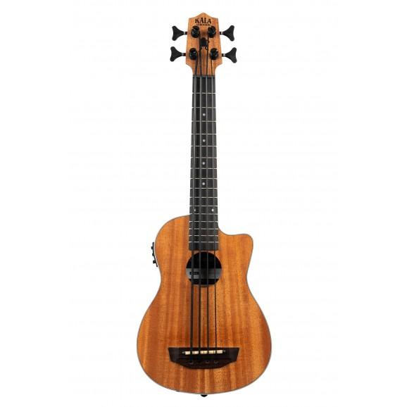 Kala Ubass Scout Acoustic Electric Bass Ukulele