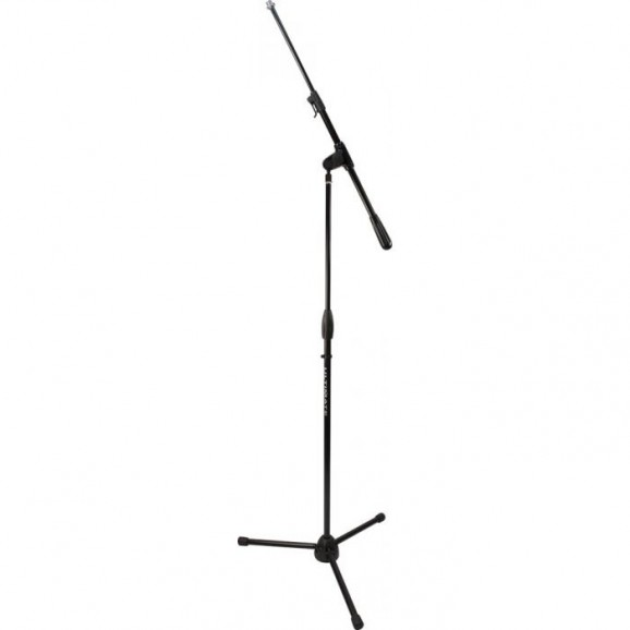 Ultimate Support Microphone Tripod Base with T Boom