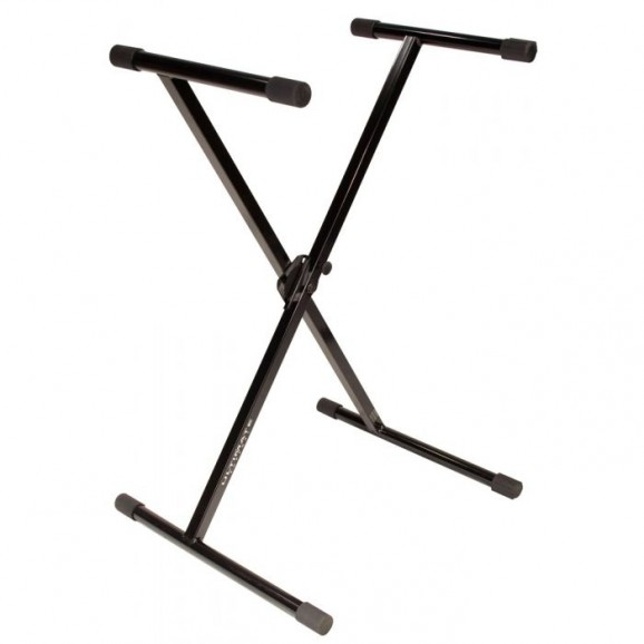 Ultimate Support X-Style Single Braced Keyboard Stand