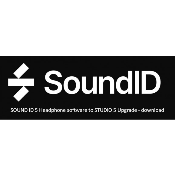 SoundID Reference  Headphone edition upgrade to SoundID Reference Studio Edition - Download