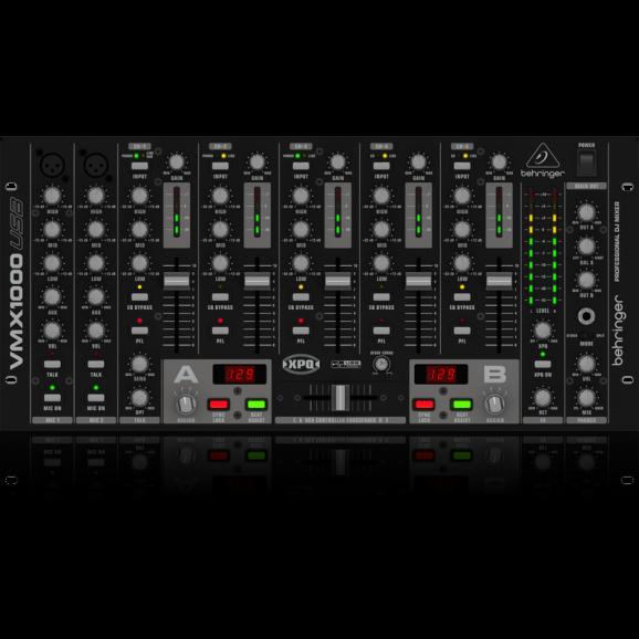 Behringer  Pro Mixer VMX1000USB