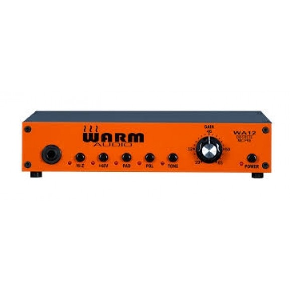 Warm Audio 312 Style 500 Series Mic Preamp