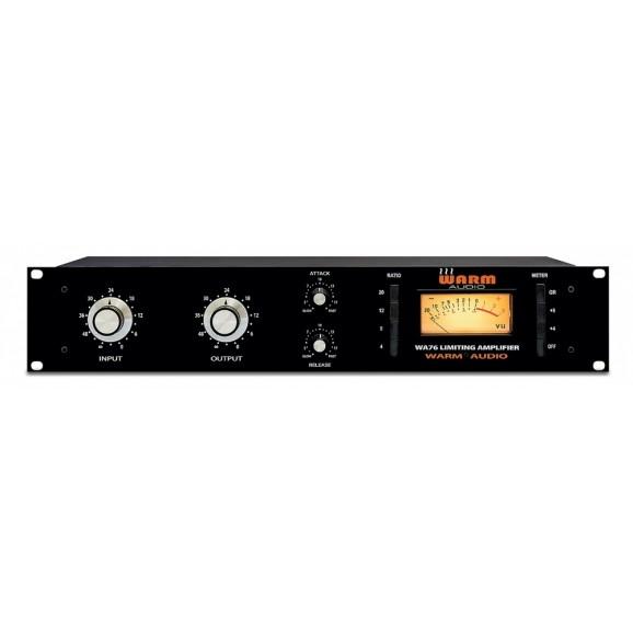 Warm Audio WA76 Discrete Compressor - 1176 Clone