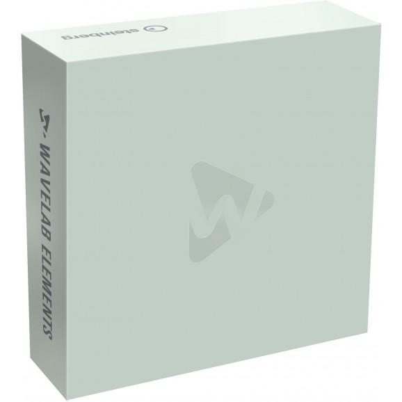 Steinberg Wavelab Elements 10 - BOXED - EDUCATIONAL VERSION