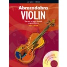 Abracadabra Violin 3rd Edition Book + 2CDs -  Peter Davey   (Violin) Abracadabra Strings - A & C Black. Softcover/CD Book