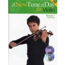 A New Tune a Day for Violin - Book 1 -  Sarah Pope   (Violin)  - Boston Music. Softcover/CD/DVD Book
