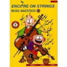 Encore On Strings - Music Maestros 2 Viola -  Mark Gibson|Natalie Sharp   (Viola)  - Accent Publishing. Softcover/CD Book