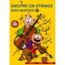 Encore On Strings - Music Maestros 2 Double Bass -  Mark Gibson|Natalie Sharp   (Double Bass)  - Accent Publishing. Softcover/CD Book