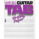 Guitar TAB Writing Paper -  Ernie Ball   ()  - Ernie Ball. Softcover Book