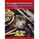 Standard of Excellence Enhanced, Book 1 Baritone B.C. -    Bruce Pearson (Baritone|Euphonium)  - Neil A. Kjos Music Company. Softcover/CD Book