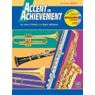 Accent on Achievement, Book 1 -    John O'Reilly|Mark Williams (Trombone) Accent on Achievement - Alfred Music. Softcover/CD Book