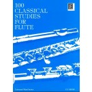 100 Classical Studies for Flute - Frans Vester   Various (Flute)  - Universal Edition. Softcover Book