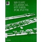 125 Easy Classical Studies for Flute - Frans Vester   Various (Flute)  - Universal Edition. Softcover Book