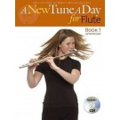 A New Tune a Day for Flute - Book 1 -  Ned Bennett   (Flute)  - Boston Music. Softcover/CD Book