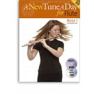 A New Tune a Day for Flute - Book 1 -  Ned Bennett   (Flute)  - Boston Music. Softcover/CD/DVD Book