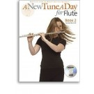 A New Tune A Day for Flute - Book 2 -  Ned Bennett   (Flute)  - Boston Music. Softcover/CD Book