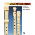 Yamaha Recorder Student -    Sandy Feldstein (Recorder)  - Alfred Music. Softcover Book