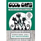 COOL CATS The Red Hot Recorder Course -    Jeff Mead (Recorder)  - Bushfire Press. Softcover/CD Book