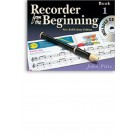 Recorder From The Beginning: Pupil's Book/CD 1 -  John Pitts   (Descant Recorder)  - Music Sales. Softcover/CD Book