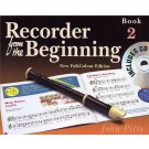 Recorder From The Beginning: Pupil's Book 2 -  John Pitts   (Descant Recorder)  - Music Sales. Softcover Book