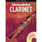 Abracadabra Clarinet 3rd Edition Book + 2CDs -  Jonathan Rutland   (Clarinet) Abracadabra Woodwind - A & C Black. Softcover/CD Book
