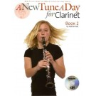 A New Tune A Day for Clarinet - Book 2 -  Ned Bennett   (Clarinet)  - Boston Music. Softcover/CD Book