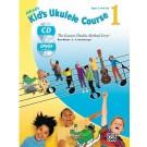 Alfred's Kid's Ukulele Course 1 -    L. C. Harnsberger Ron Manus (Ukulele) Kid's Ukulele Course - Alfred Music. Sftcvr/Online Audio Book